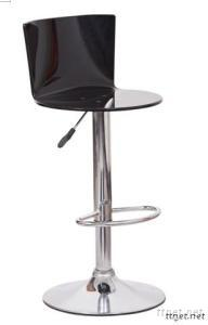 Moden Swivel Acrylic Bar Stool (HG1202)