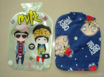 Hand Warmer With Cloth Cover