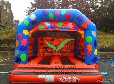Adult Inflatable Balloon Partytime Bounce House