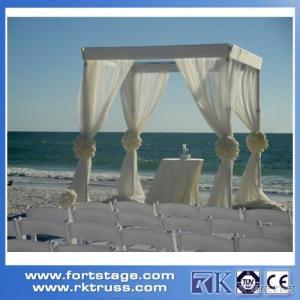 Adjustable Aluminum backdrop stand pipe drape Used for Wedding in home