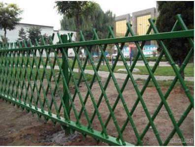 Imitation Bamboo Fence