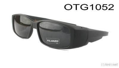 Overfit Polarized Sunglasses for Fishing Fit Over the Glasses