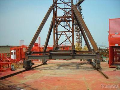 Mobile And Travelling Tower Crane