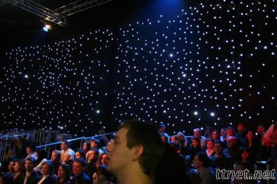 LED Star Curtain-Prety And Professional
