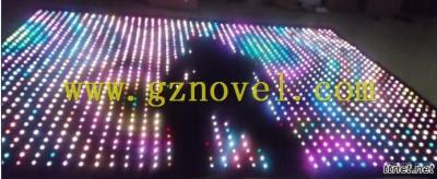Flexible LED Video Curtain Display/LED Vision Curtain