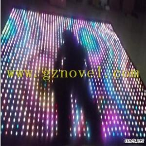 Fireproof LED Vision Curtain