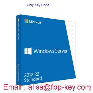 China Wholesale windows server 2012 standard oem key