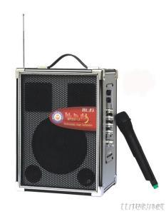 hot sale Portable Battery Charger Speaker