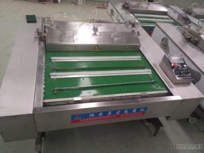 High Efficient Continuous Pneumatic Rolling Vacuum Packing Machine