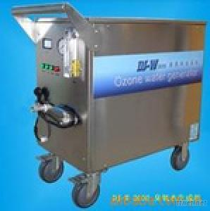 Mobile Ozone Water Disinfection Machine