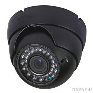 700TVL Effio-E 30M IR Varifocal Vandalproof Dome Camera