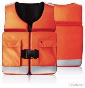 Leisure Life Jacket, Flotation Aid