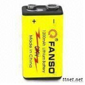 Primary Lithium Battery CP9V