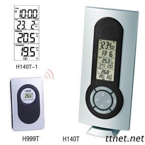 Weather Station With Indoor & Outdoor Temperature