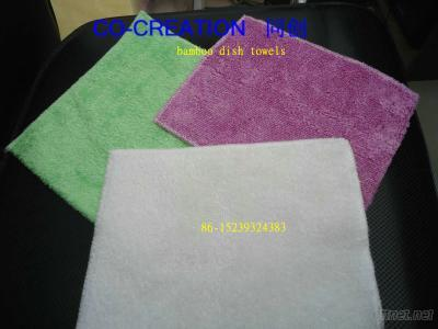 100% Bamboo Cleaning Cloth