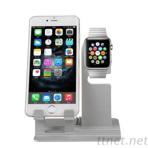 Mobile Phone Holder Apple Watch Stand (FWA006)