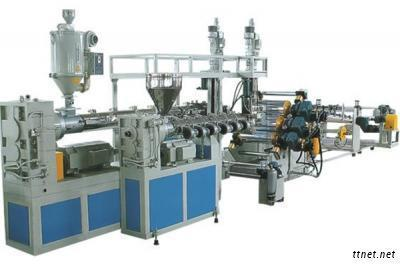 PET Single-layer and Multi-layer Sheet Extrusion Line