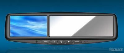 4.3 Inch Rearview HD Digital LCD Monitor