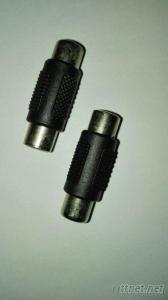 RCA Female To Female Connector/Coupler Gender Changer