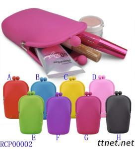 Silicon Phone Bag,Silicone Cosmetic Bag