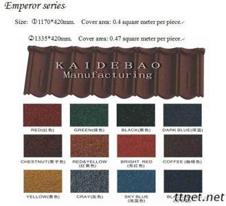 Roofing Tiles Stone Coated