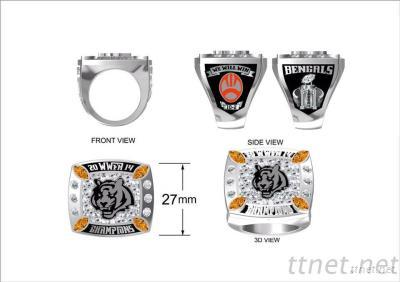 Best Selling Sport Championship Rings
