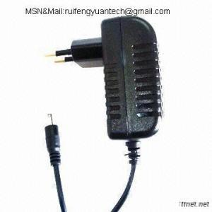 12W Wall Mount AC/DC Adapter