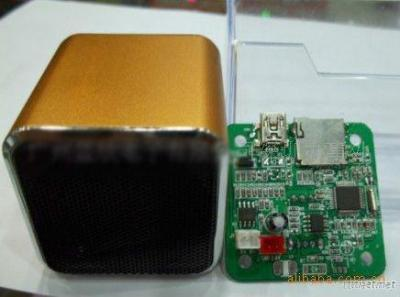 Mini Speaker PCB Assembly