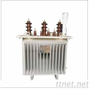 Oil Immersed Three Phase Power Transformer