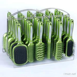 Plastic Hair Combs Set, Plastic Hair Brush Set, Hairbrushes