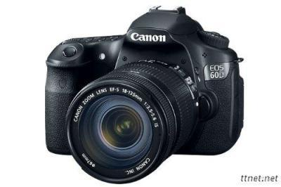 Canon EOS 60D 18 MP CMOS Digital SLR Camera with 3.0-Inch LCD (With 18-135mm Lens)