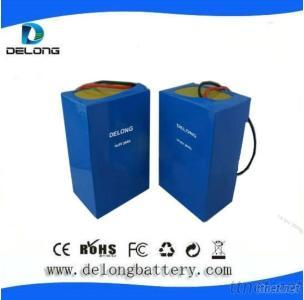 4S8P 14.8V 20A Lithium Ion Battery Pack For Energy Storage Purpose