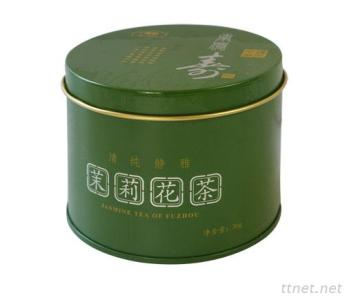 Tin Can, Tin Box, Tin Container For Tea Packaging