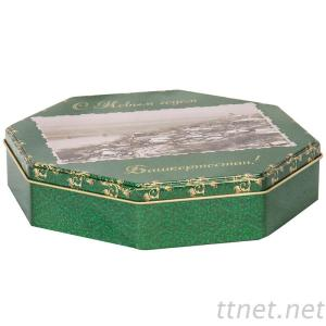 Food Tin Box, Food Packaging Boxes, Cookie Box