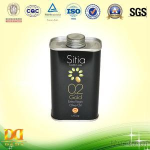 Oil Tin Can, Oil Cans, Oil Metal Packaging