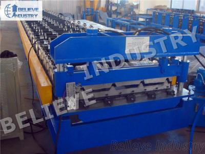 Trapezoidal Sheets Roll Forming Machine