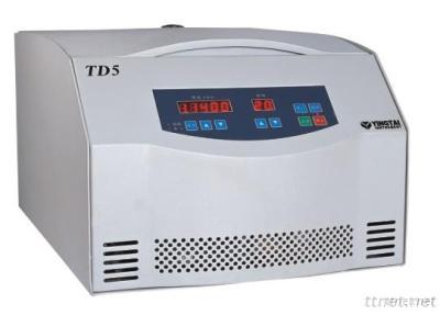 4420*G RCF,5000RPM Speed,6*100ML Capacity,Table-Top Multiple-Pipe Centrifuge (TD5)