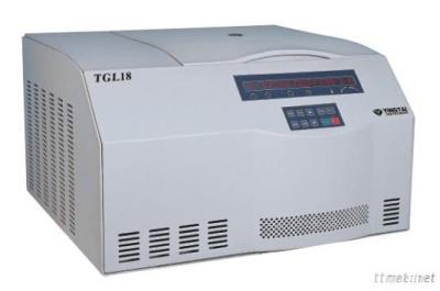 TGL18 Multi-Purpose High-Speed Desktop Centrifuge