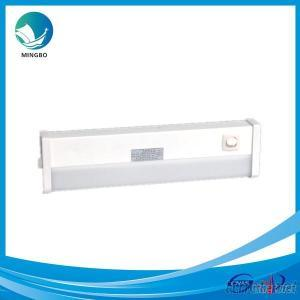 Straight 8W Fluorescent With Socket Marine Bedside Light