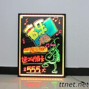 Neon LED Message Board