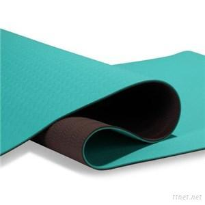 Yoga Mat, Made Of TPE, 183*80*0.8Cm