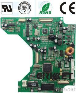 Vehicle DVD PCB Assemblies, SMT Services