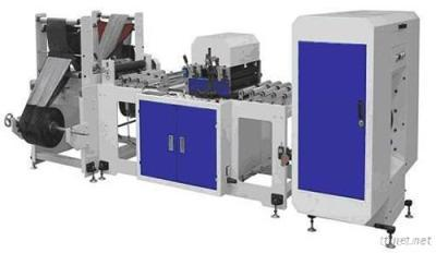 Double Roll Garbage Bag-making Machines