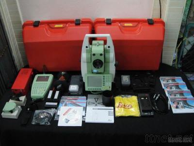Total Station with RX1250Tc