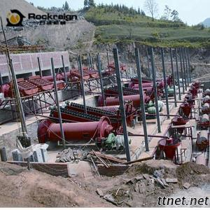 High Effecience Mining Plant For Copper, Gold, Iron Ore