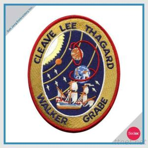 EMBROIDERY PATCH - WALKER GRABE