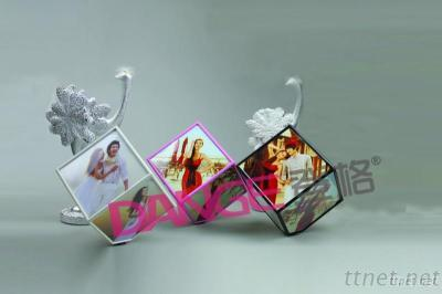 Photo/Picture Frame Small Rubik Cube  Home Decoration