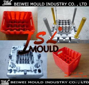 New Plastic Injection Beer Crate Mould