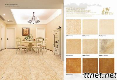 Supply 40X40Cm Bathroom & Kitchen Floor Tile