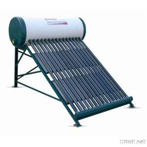 One Pipe Inlet-Outlet Solar Water Heater